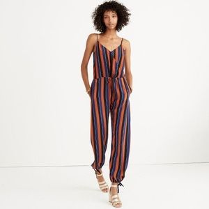 Madewell x No. 6 jumpsuit
